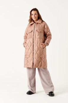 Куртка 3525 бежевый Elletto Life