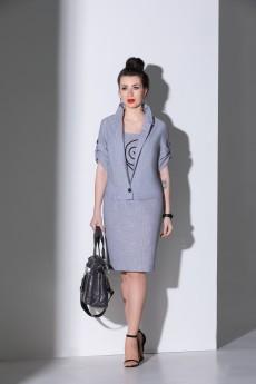 Костюм с платьем 669 ElPaiz