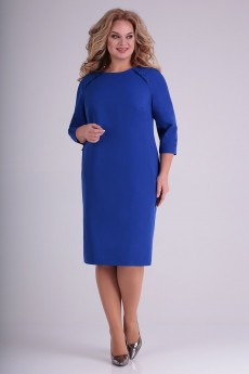 Платье 01-689 василек Elga