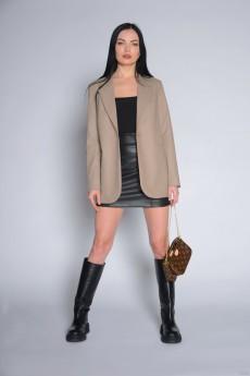 Жакет 4360 бежевый Elite Moda
