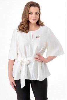 Блузка 5189 молочный Elite Moda