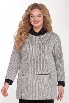 Блузка+джемпер 559а Emilia Style