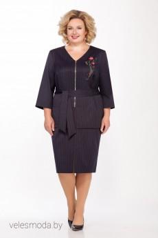 Костюм с юбкой 2010 Emilia Style