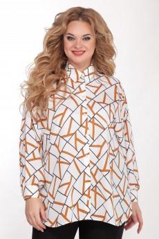 Блузка 2021а-1 Emilia Style