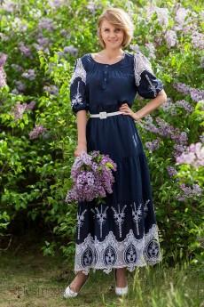 Платье 276 Euro Moda