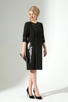 Платье 329 Euro Moda