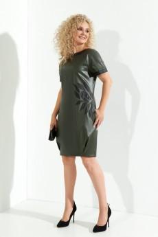 Платье 377 Euro Moda