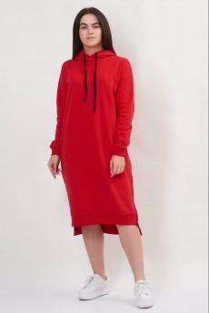 Платье 17009 красный FORMAT