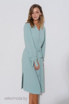 Платье 3775 мята FantaziaMod
