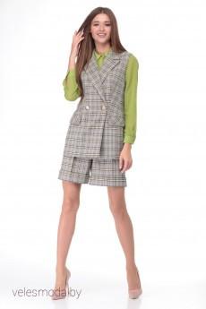 Костюм с шортами 2058+2059 Felice Woman