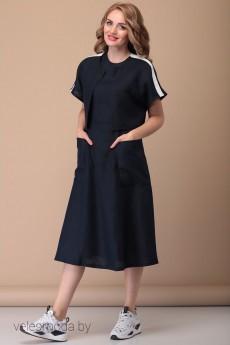 Костюм с платьем 4008к FloVia