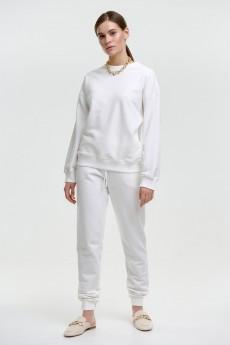 Спортивный костюм 120031 молочный GARSONNIER