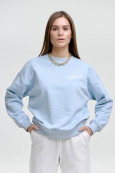 Джемпер 140018 небесно-голубой GARSONNIER