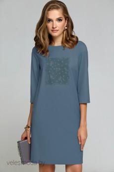 Платье 7284син GIZART