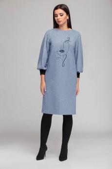 Платье 7383с GIZART