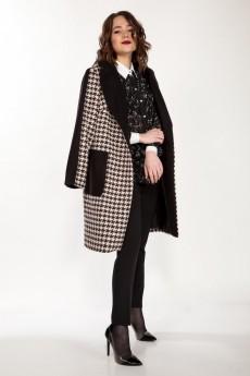 Костюм брючный+пальто 2013С ICCI