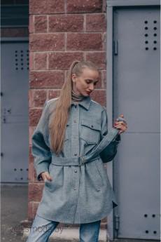 Куртка 20209 серо-голубой ID fashion