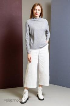 Джемпер 594 серый Ivera collection