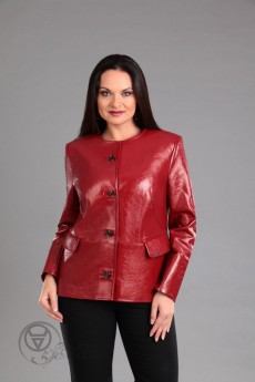 Куртка 933 красный Iva