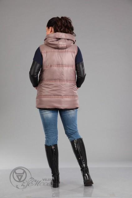 Куртка 944 коричневый Iva