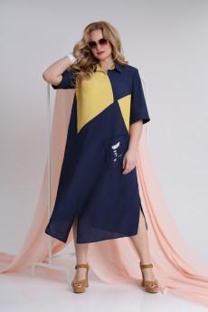 Платье 1743 Ивелта Плюс