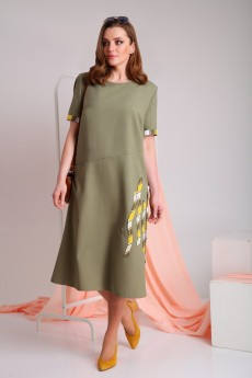 Платье 1705 Ивелта Плюс