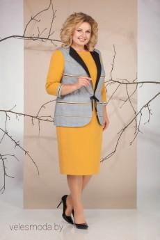 Комплект с платьем - Ивелта Плюс
