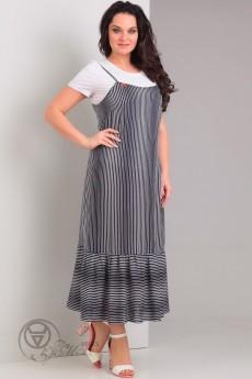 Комплект с платьем 1762 Jurimex