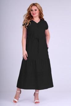 Платье 2483 черный Jurimex