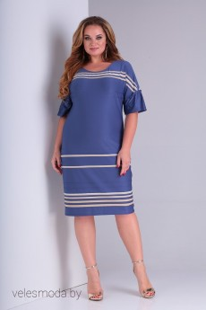 Платье В-132А Карина Делюкс