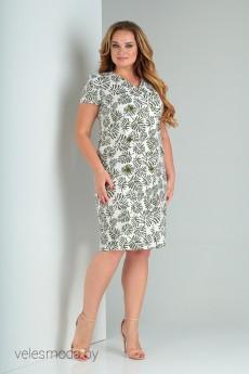 Платье В-181А Карина Делюкс