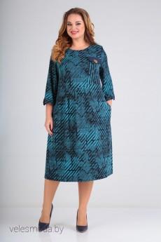 Платье В-281Б Карина Делюкс