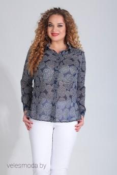 Блузка В-291Б Карина Делюкс