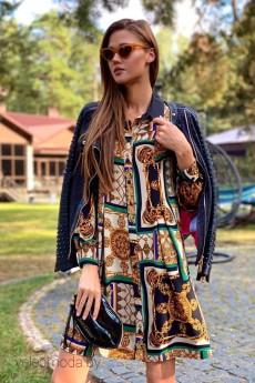 Платье В-355К Карина Делюкс