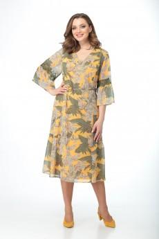 Платье 402 Карина Делюкс