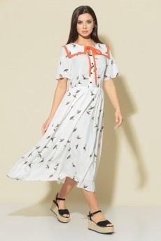 Платье 418 Карина Делюкс
