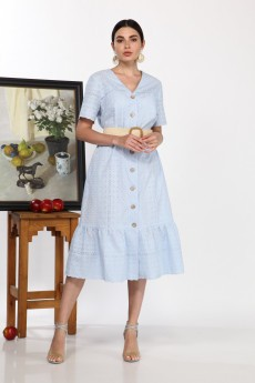 Платье 435А  Карина Делюкс