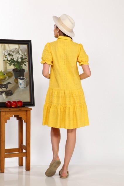 Платье 436А   Карина Делюкс