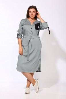 Платье 9903А  Карина Делюкс
