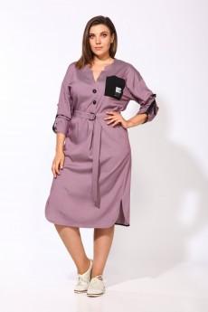 Платье 9903Б Карина Делюкс
