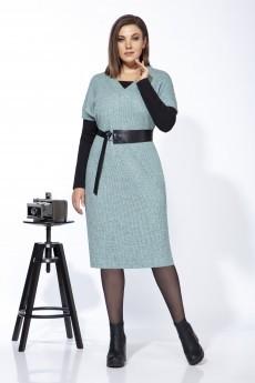 Костюм с платьем 9934 Карина Делюкс