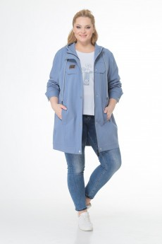 Куртка 110 голубой Кэтисбэл