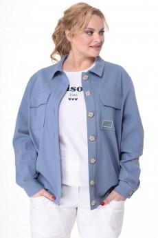 Куртка 115 синий Кэтисбэл