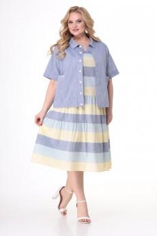 Костюм с платьем 2521 Кэтисбэл