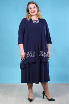Костюм с платьем 20109-1 Camelia