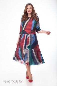 Платье 710 Кокетка и К