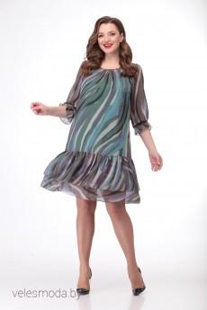 Платье 712-2 Кокетка и К