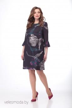Платье 714 Кокетка и К