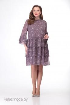 Платье 728 Кокетка и К