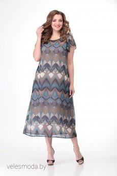 Платье 733 Кокетка и К
